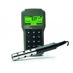 Oxymètre portatif LDO HI98198 sonde optique