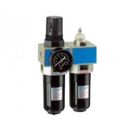 126 m3/h 1700 - Filtre régulateur + lubrificateur UFR+L