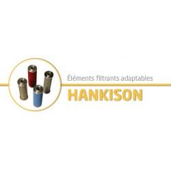 élément filtrant adaptable pour filtre air comprimé