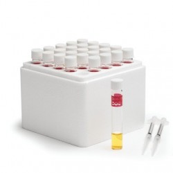 Tubes DCO, 0 à 150 mg/L HI93754A-25, méthode EPA 410.4, 25 tubes