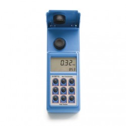Turbidimètre haute performance, ISO 7027, gestion traçabilité HI98713-02