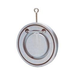 CLAPET ENTRE-BRIDES INOX 316 / FKM DN.40 - ref 555I-40 - lot de 1