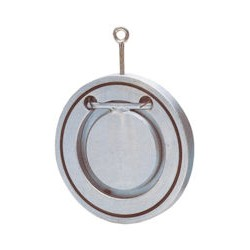 CLAPET ENTRE-BRIDES INOX 316 / FKM DN.200 - ref 555I-200 - lot de 1
