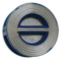 CLAPET FONTE DOUBLE BATTANTS INOX DN.100 - ref 552-100 - lot de 1
