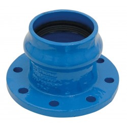RAC FTE EMB -  BRIDE - PVC DN125/140 - EPOXY - EPDM - ref BE-125140 - lot de 1