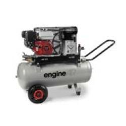 ENGINEAIR 5/100 ESSENCE - Compresseur thermique ENGINEAIR 5/100 ESSENCE - 4,8 CV - Essence - 20,9 m3/h - 10b - 100 L