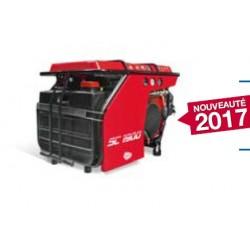 SC 1200 HDE - Compresseur thermique SC 1200 HDE - Essence - 8b - 6 L