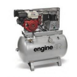 ENGINEAIR 7/270 ESSENCE - Compresseur thermique ENGINEAIR 7/270 ESSENCE - 7,1 CV - Essence - 28,6 m3/h - 14b - 270 L