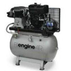 BI ENGINEAIR 8/270 DIESEL 2,2KvA - Compresseur thermique BI ENGINEAIR 8/270 DIESEL 2,2KvA - 7,5 CV - Diesel - 24,5 m3/h - 14b