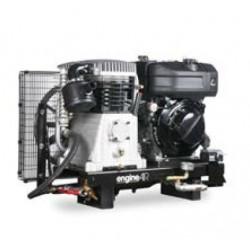 ENGINEAIR 12 DIESEL - Compresseur thermique ENGINEAIR 12 DIESEL - 12 CV - Diesel - 63 m3/h - 11b - ChŸssis L