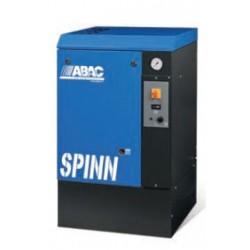 SPINN 0510 ET - Compresseur ? vis  SPINN 0510 ET - 5,5 CV - 400 V Tri - 28,2 m3/h - 10b - Sur base