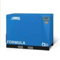 FORM 10 13 - Compresseur ? vis  FORM 10 13 - 10 CV - 400 V Tri - 48,6 m3/h - 13b - Sur base