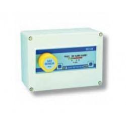 Centrale avec capteur intégré / détection gaz collectivités SE126K