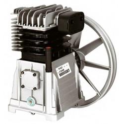 B2800 I Tête de compression - chemisé fonte - avec volant et filtre d'aspiration