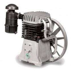 NS59S Tête de compression - cylindre fonte - avec volant et filtre d'aspiration